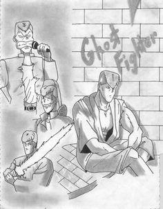 Kuwabara Kazuma of Yu Yu hakusho YYH: Kuwabara Yu Yu Hakusho Anime, Wake Me, Cartoons, Deviantart, Yuyu Hakusho, Underworld, Detective, Thanks, Supernatural