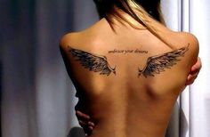 88 Best Angel Wings Tattoo On Back Images Angel Wings Angel Wing