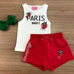 Baby Boy Outfits, Sport Outfits, Kids Outfits, Cute Outfits, Short Niña, Little Girl Closet, Stylish Baby Girls, Paris Outfits, Baby Girl Hairstyles