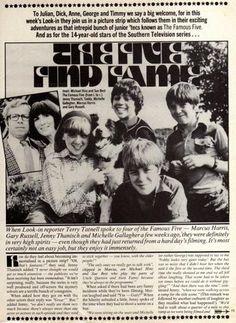 Famous Five article