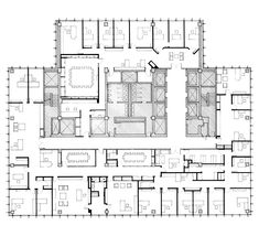 Seagram Building Plan In the seagram building,