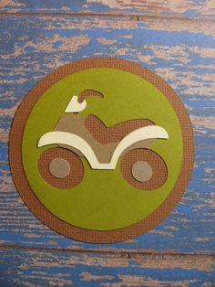 Campin Critters Badge - ATV