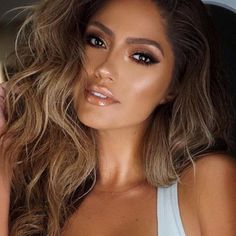"5,327 Likes, 19 Comments - DOSE of COLORS (@doseofcolors) on Instagram: ""MUA @adamlesimmons did this gorgeous glam on mega babe @jessicaburciaga using a few of our faves:…"""