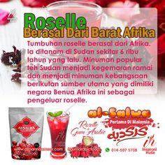 Minuman popular teh Sudan menjadi kegemaran ramai dan menjadi minuman kebangsaan berikutan sumber utama yang dimiliki negara Benua Afrika ini sebagai pengeluar roselle selain getah arab akasia senegal.