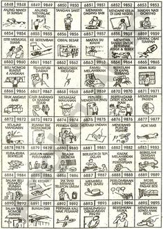 Tafsir Buku Mimpi 4D Gambar Togel Terbaru dan Terlengkap Lottery Tips, Educational Websites, Cat Birthday, Sheet Music, Nesta, Filing, Numbers, Animals, Animales