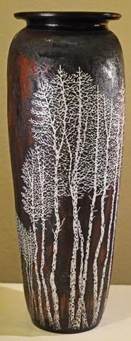 Large Aspin Vase