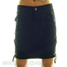 Molecule Safari Sidewinder Cargo Skirt - Skirts | Molecule.asia
