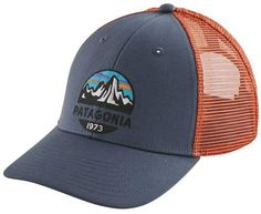 4a4555e13c8 Patagonia Fitz Roy Scope LoPro Trucker Hat
