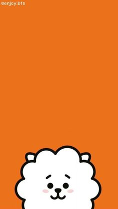 Kawaii Wallpaper, Bts Wallpaper, Iphone Wallpaper, Screen Wallpaper, Bts Backgrounds, Line Friends, Bts Chibi, Cute Cartoon Wallpapers, Bts Lockscreen
