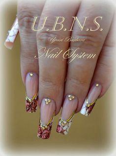 #ujvaribarbara #nails #uñas