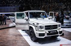 Mercedes Benz cars   Mercedes-Benz at the Geneva Motor Show 2013