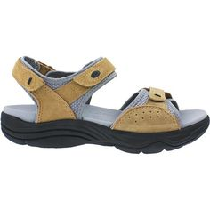 6632ab71c4b35 Clarks Alderlake May - Black Combi - Womens Casual Sandals