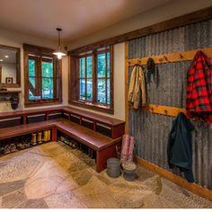 Mud Room Sink #4 - Small Mudroom Laundry Room Ideas Rustic