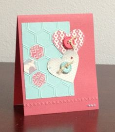 stampin up valentine's cards - Bing Images