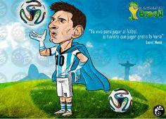 Messi Hero