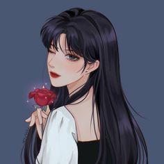 Manhwa, Sailor Mars, Anime Angel, Cute Anime Guys, Girl Cartoon, Anime Art Girl, Cute Wallpapers, Aesthetic Anime, Cute Art