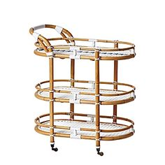 oh this Monaco Bar Cart from Serena and Lilly... LOVE LOVE LOVE