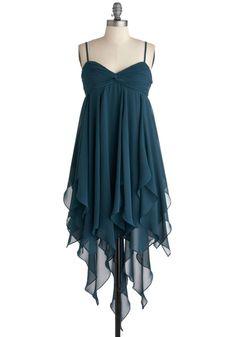 Deep Sea Siren Dress   Mod Retro Vintage Dresses   ModCloth.com