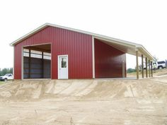 images of pole barn with lean to   ... 30' x 40'x 12' wall ht ...