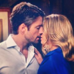 EJ & Abby, Days of Our Lives. #Days #Ejabby
