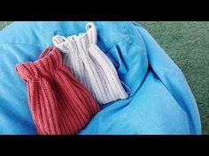[코바늘가방] 플리츠백 - YouTube Blanket, Knitting, Crochet, Bags, Fashion, Crochet Tote, Crocheting, Purses, Blankets
