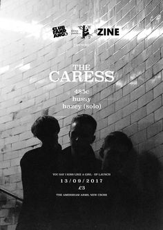 The Caress EP launch at #AmershamArms on 13th September 2017