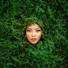 Green; photograph by Vanessa Paxton