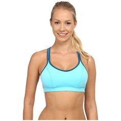 14ef52f1e8f38 Champion Shape T-Back Sports Bra Women s Bra (55 SGD) ❤ liked on