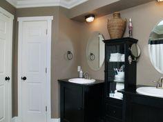 Master Bath Overhaul On The Cheap. Tan BathroomRound ...