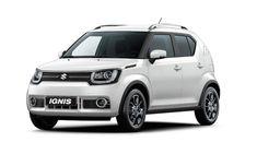 El nuevo Suzuki Ignis llegará a Europa y lo conoceremos en el Salón de París - http://www.actualidadmotor.com/nuevo-suzuki-ignis-europa-presentacion-salon-paris/