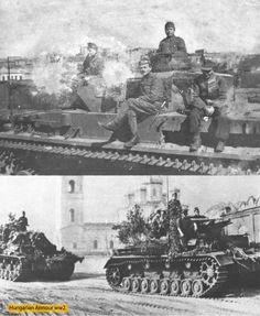 Hungarian pz4. Tank Destroyer, Photo Dump, Defence Force, Skin So Soft, World War Ii, Military Vehicles, Ww2, Workshop, German