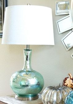 Still Obsessed With Mercury Glass Lamps But Can T Find A