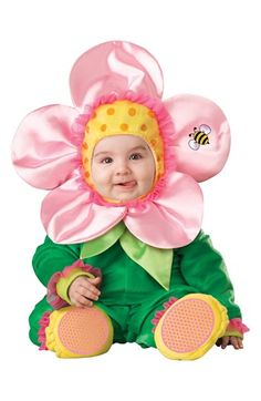 InCharacter Costumes Plush Lil' Flower (Baby Girls) available at #Nordstrom