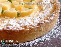 Une Tarte au citron à tomber – Cuisine à 4 mains