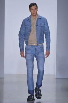 Calvin Klein Collection Men's RTW Spring2016