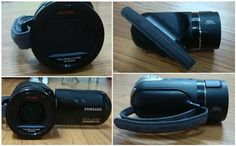 Go IT World: Samsung SC-HMX20C Camcorder Review