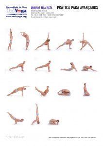 Hatha Yoga Nivel Avanzado