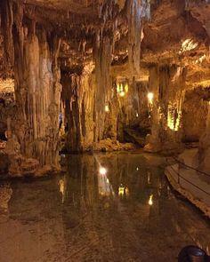 Le grotte di Nettuno a Capo Caccia, Alghero