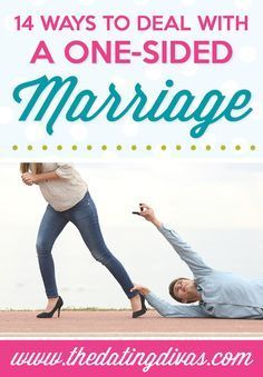 These really are a must-read for every couple, but especially those suffering in a one-sided marriage. www.TheDatingDivas.com