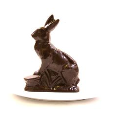 Chocolate & Sriracha Easter Bunny