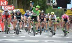 Sprinterska etapa od Arrasa do Amiensa dolžine 189.5 kilometrov je bila tako kot vse etape do sedaj zelo naporna.