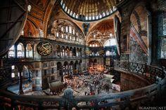 Hagia Sophia by Yosuke Kobayashi