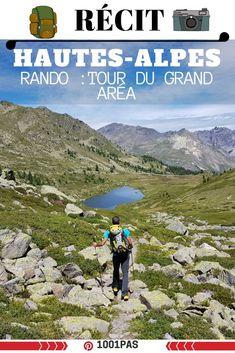 Superbe vue à 360° sur la vallée de la Clarée ainsi que la vallée de la Guisane depuis le Grand Aréa dans les Hautes Alpes #rando #trek #HautesAlpes #area #montagne