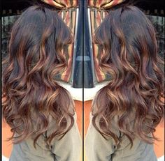 When it comes to best balayage highlights or ombre hair color people always confuse these two styles. Lets check the detail with Organic Hair Colors, NOW! Balayage Highlights, Balayage Hair, Ombre Hair, Brown Balayage, Brown Highlights, Red Bayalage, Blonde Hair, Carmel Highlights, Baylage