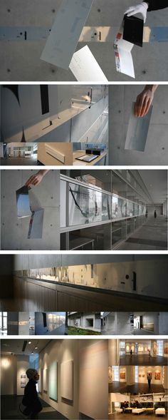 奈木和彦 - 水の塔 作品展 卒業制作・2006/AD・D