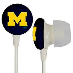 Michigan Wolverines Ignition Earbuds