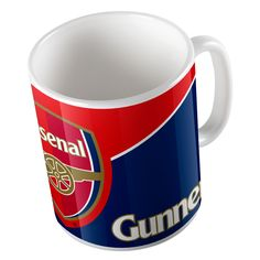 Arsenal FC Mug /& Keyring Set