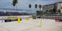 Puerto Vallarta recibe a los mejores voleibolistas del mundo