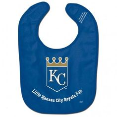 Kansas City Royals Baby Bib - All Pro Little Fan #KansasCityRoyals