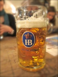 Hofbrauhaus in Munich